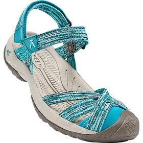 Keen Bali Strap Sandały Kobiety niebieski/turkusowy